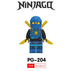 Hot Ninja Kai Jay Zane Cole Lloyd Carmadon Compatible With LegoINGlys Ninjagoes figures Building Block Toys for kids gifts zk30