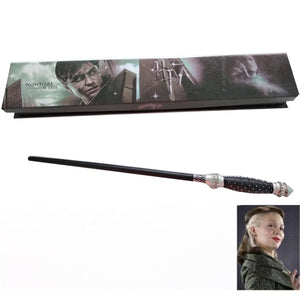 New 35cm Top Quality Severus Snape Harry Potter Magic Wand With Gift Box Cosplay Game Collection Wand Harry Potter Stick Toys