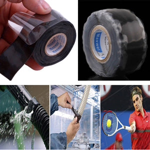 New Useful Waterproof Silicone Performance Repair Tape Bonding Rescue Wire Sell Hotting Drop Shipping
