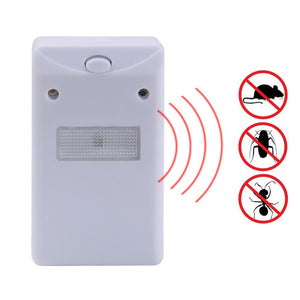 Ultrasonic Electronic Pest Control Rodent Rat Mouse Repeller Mice Mouse Repellent Anti Mosquito Mouse Repeller Rodent US EU Plug