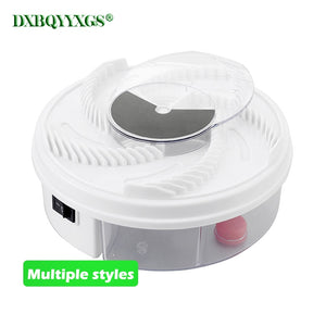 Varied Electric USB Battery Automatic Flycatcher Powered Bug Zapper Mosquito fly trap bait  flypaper pest control flies killer