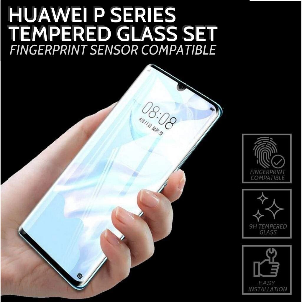 Huawei P Series Tempered Glass