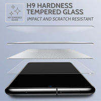 Samsung Galaxy S20 Tempered Glass Set