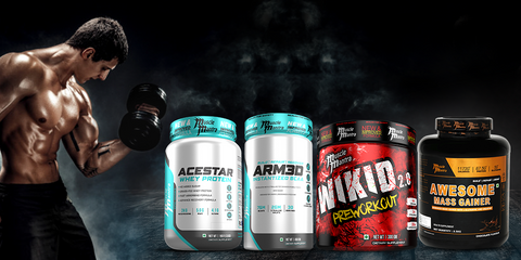 Best Bodybuilding Supplements for Men to use in 2021