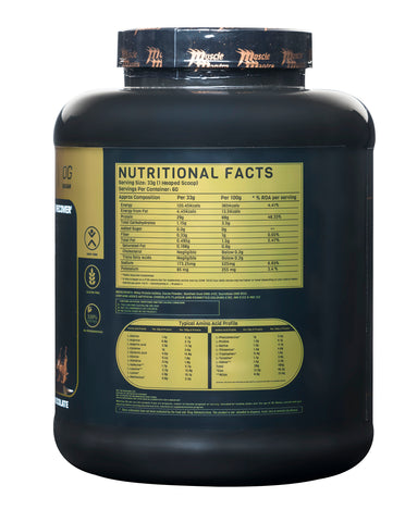 Musclemantra Protein Isolate