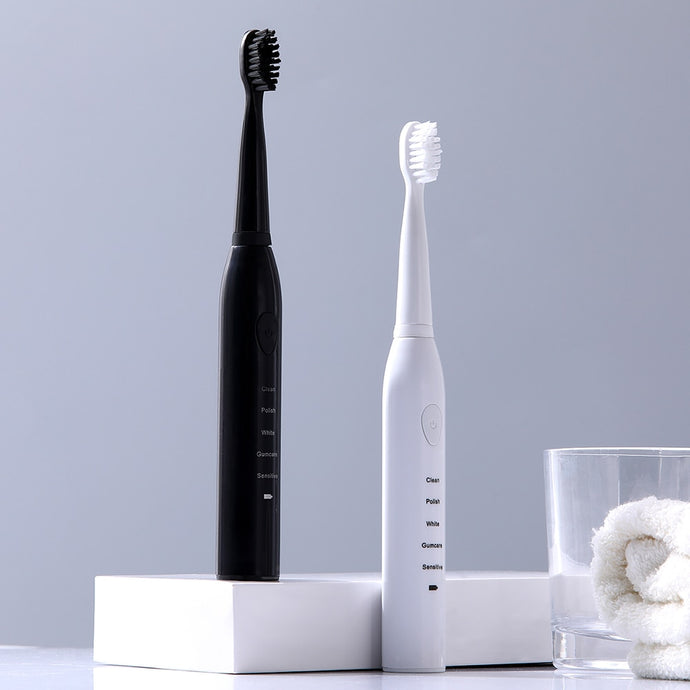 Sonic Electric Teeth Whitening Toothbrush - Rechargeable