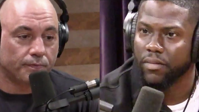 Kevin Hart On Joe Rogan Experience