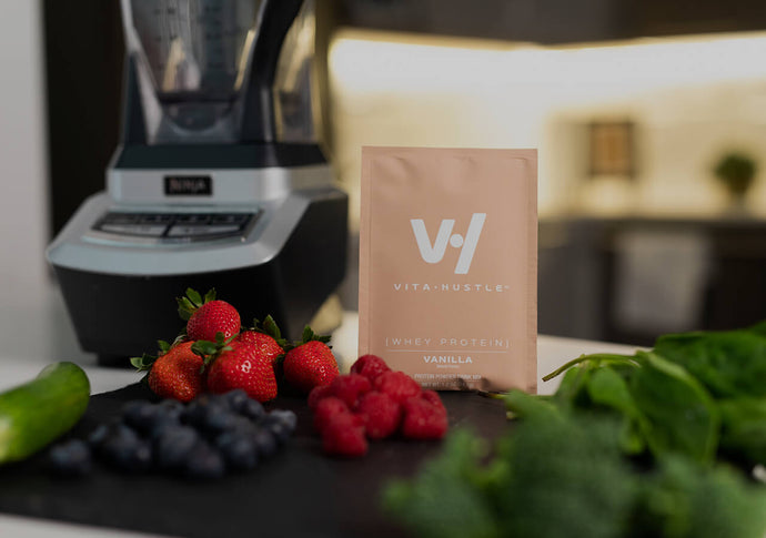VitaHustle's Commitment To Non-Gmo And Organic Ingredients