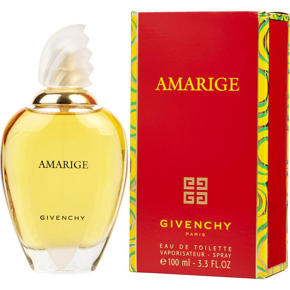 Amarige by Givenchy (W) EDT 3.3oz 100mL