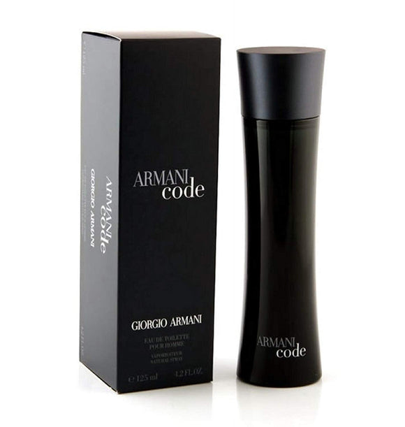 Armani Code (M) EDT 4.2oz 125mL