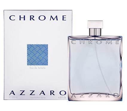 Azzaro Chrome (M) EDT 6.8oz 200mL