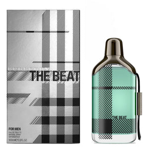Burberry The Beat (M) EDT SP 3.3oz 100mL