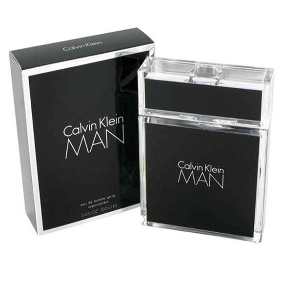 Calvin Klein Man (M) EDT 3.4oz 100mL