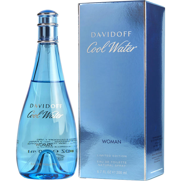 Cool Water (W) EDT 3.4oz 100mL