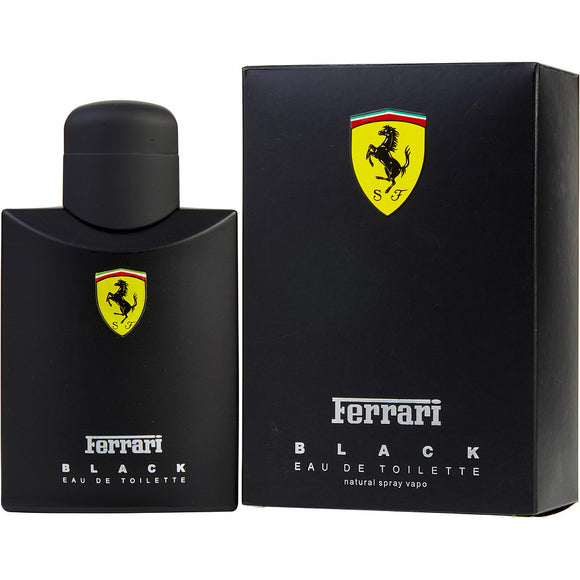 Ferrari Black (M) EDT 4.2oz 125mL