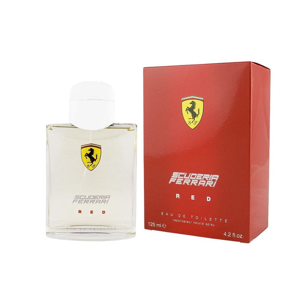 Ferrari Red (M) EDT 4.2oz 125mL