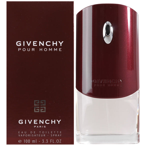 Givenchy Red (M) EDT 3.4oz 100mL