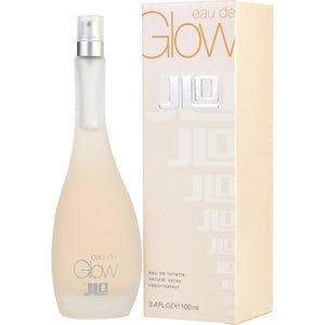Glow Eau De JLO (W) EDT 3.4oz 100mL