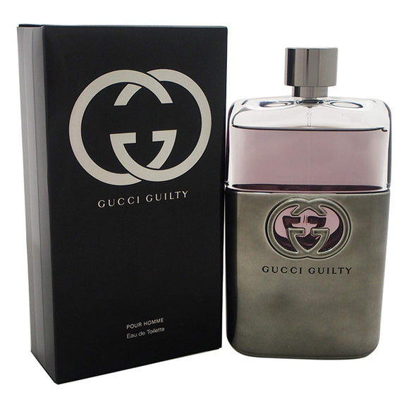 Gucci Guilty (M) EDT 5.0oz 150mL