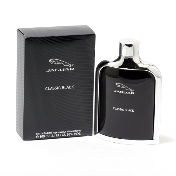 Jaguar Classic Black (M) EDT 3.4oz 100mL