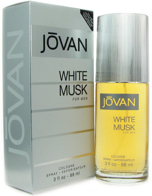 Jovan White Musk (M) EDC 3.0oz 88mL