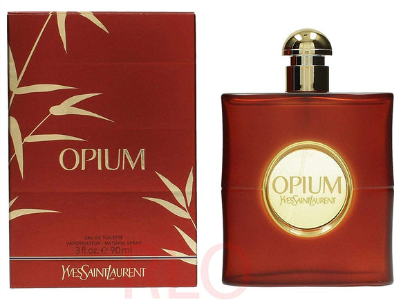 Opium (W) EDT 3.0oz 90mL