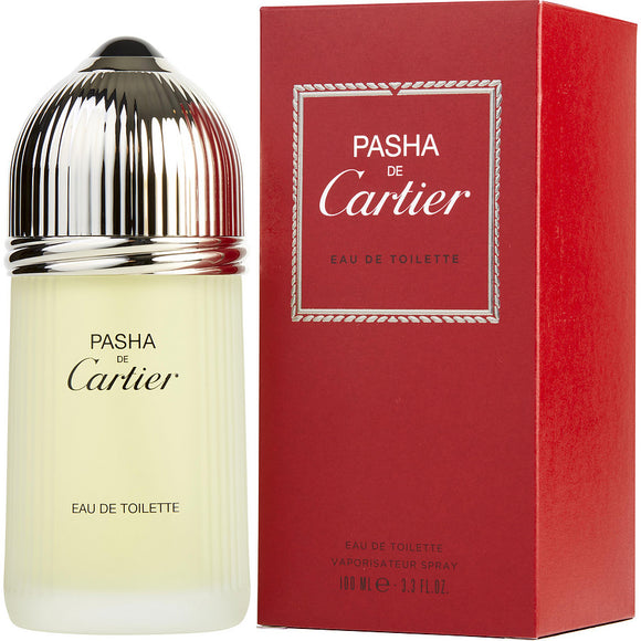 Pasha de Cartier (M) EDT 3.3oz 100mL