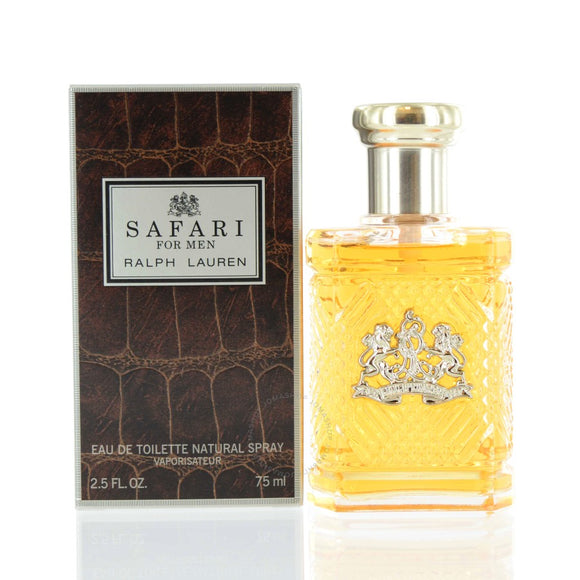 Safari (M) EDT 2.5oz 75mL