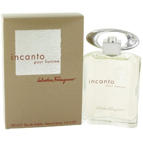 Salvatore Ferragamo Incanto (M) EDT 3.4oz 100mL