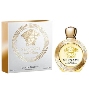 Versace Eros (W) EDT 3.4oz 100mL