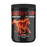 Giddy Up - Nitric Shock Pre Workout - The Iron Cowboy