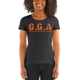 Gainz Getter Association Ladies' short sleeve t-shirt