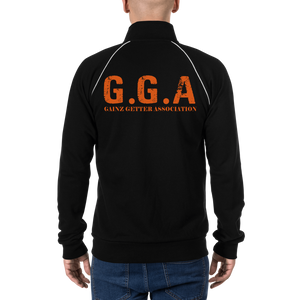 GGA - Piped Fleece Jacket - The Iron Cowboy