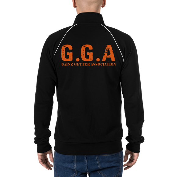 GGA - Piped Fleece Jacket