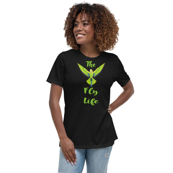 The Fly Life - Women's Relaxed T-Shirt