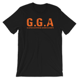 GGA-Gainz Getter Association Short-Sleeve Unisex T-Shirt