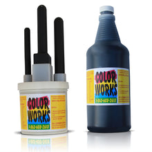 Load image into Gallery viewer, 32 Oz Ink With 3 Ink Pen Set - Multiple Color Variations!