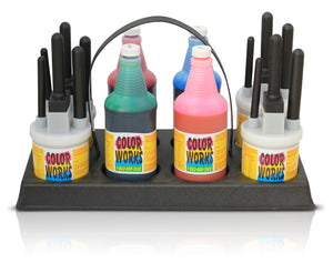 (4) 32oz Ink Bottles With (4) 3 Pen Set - Multiple Colors Variations!