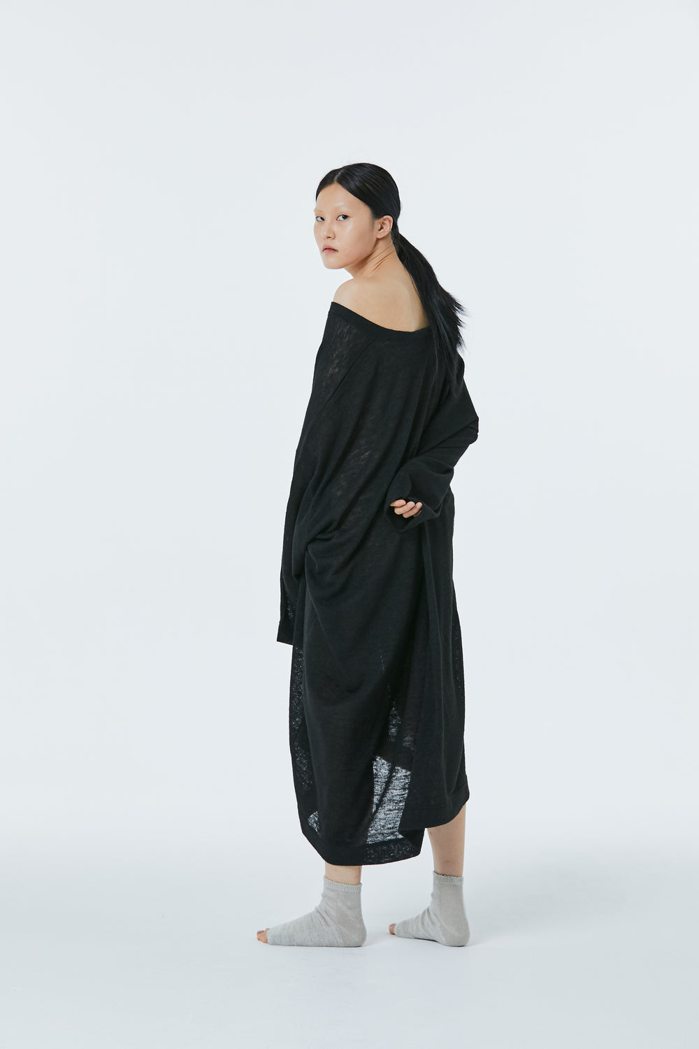 [Off season discount] FW20 Unisex Oversized Knitted Long Cardigan