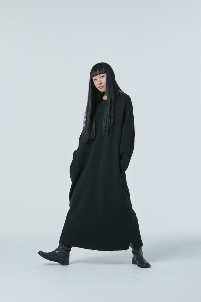 FW20 Unisex Napped Long One-Piece