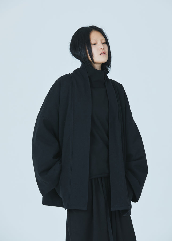 FW19 Unisex Oversized Padded Coat.