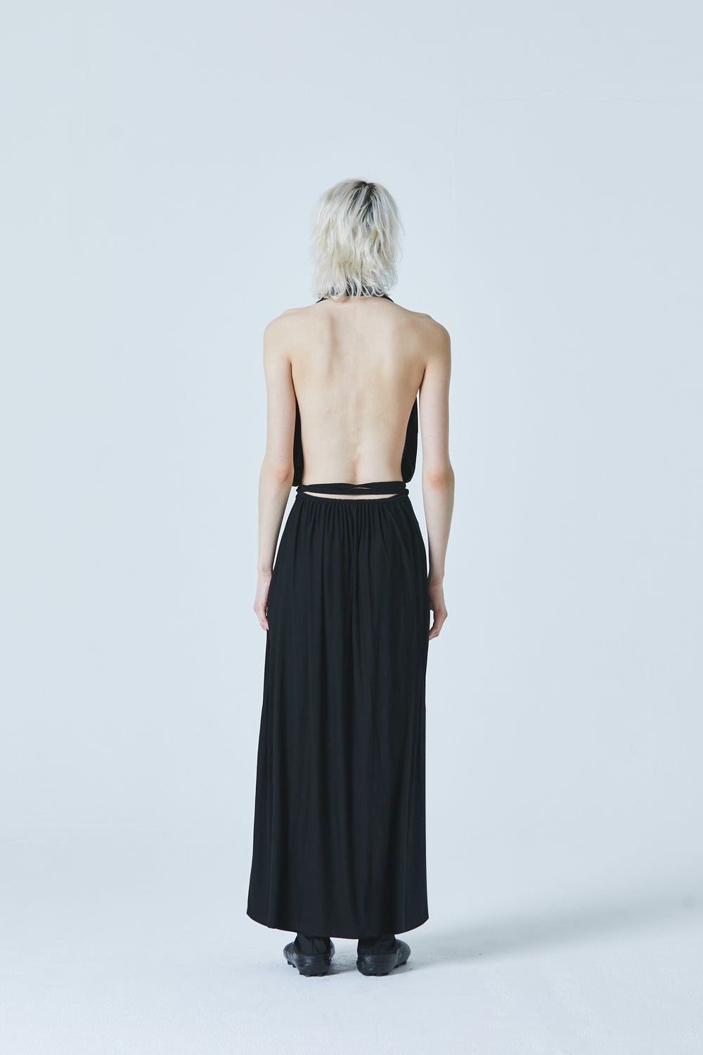 Halter Long One-Piece