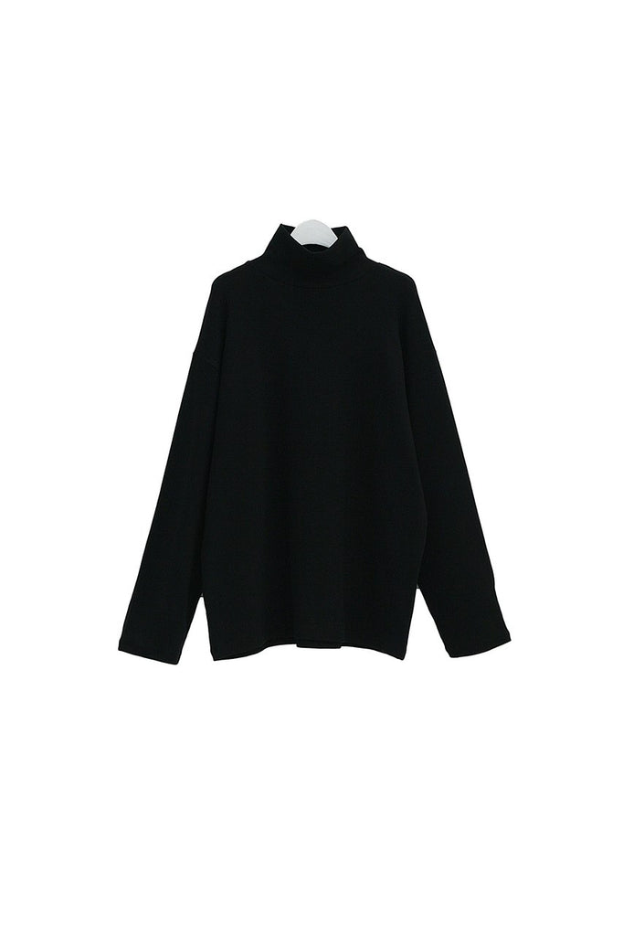 Unisex Soft Turtleneck Sweatshirt
