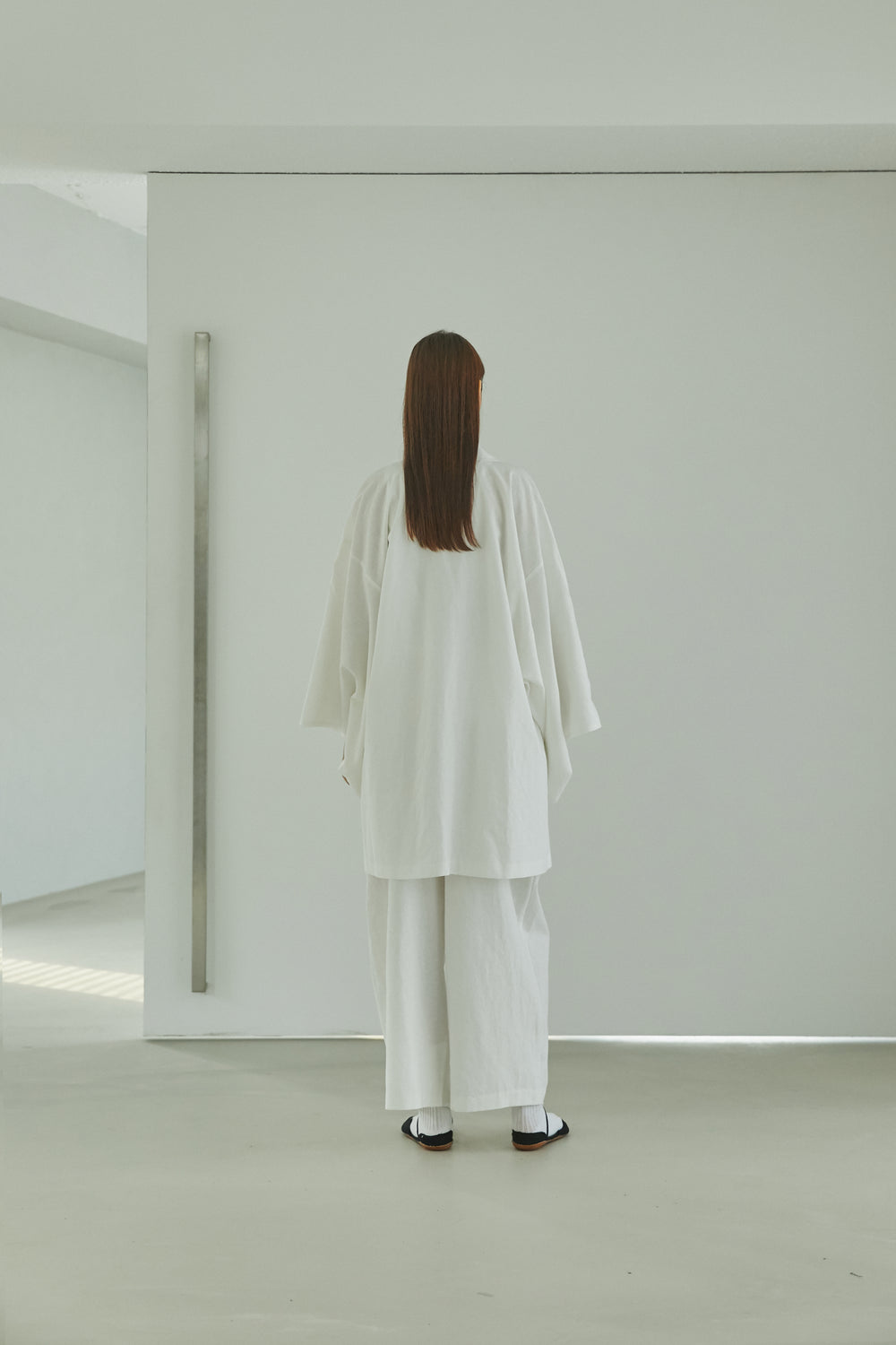 [Pre-Order 20% OFF untill 1/31] SS21 UNISEX LINEN WIDE PANTS