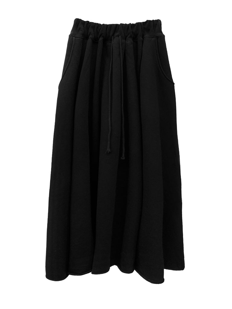 SS21 WIDE LONG SKIRT