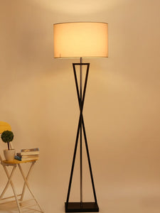 Elegant Metal Floor Lamp | Modern Design