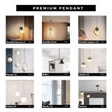 Premium Home Lighting & Installation Package (3 Rooms)