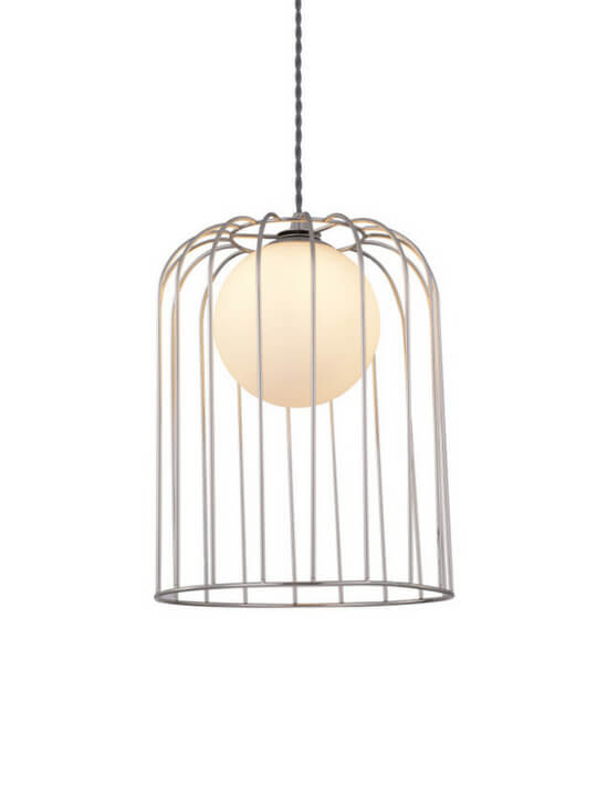Cage Ceiling Lamp | Children Room