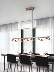 Contemporary LED Pendant Light | Hotel Series