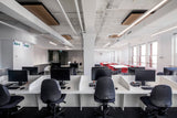 Modern Office LED Linear Light | Aluminium
